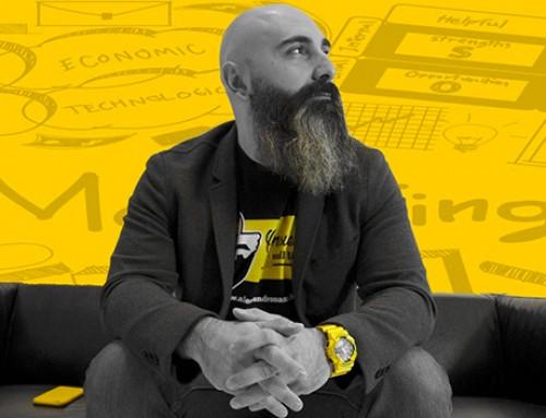 Una lezione teorica e pratica di Web marketing con Alessandro Mazzù!