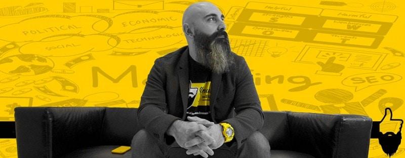 Alessandro Mazzù - consulente di web marketing