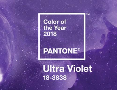 """""""Ultra violet"""" è il colore pantone del 2018"""